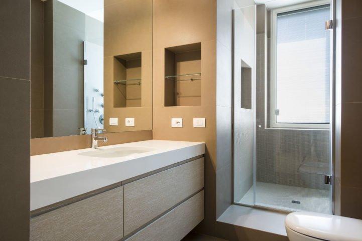 Appartamento a milano morigi 9 - Manutenzione straordinaria bagno ...